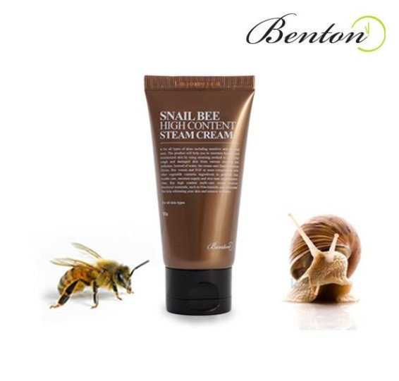 Gilmore Beauty - BENETON Snail Bee High Content Steam Cream