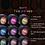 גילמור ביוטי - צלליות אבקה שימרים גליטרים של Qibest