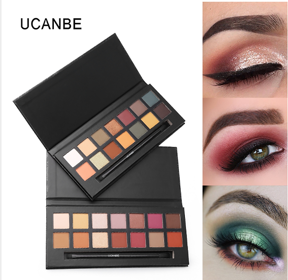 Gilmore Beauty - UCANBE Emancipation Eyeshadow Makeup Palett