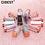 QIBEST אבקת  גליטרים מתכתיים - גילמור ביוטי
