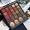 פלטה  32 צבעים צלליות שימרים וסמקים בצבעי אדמה וניוד-Romantic Bird  4D - גילמור ביוטי