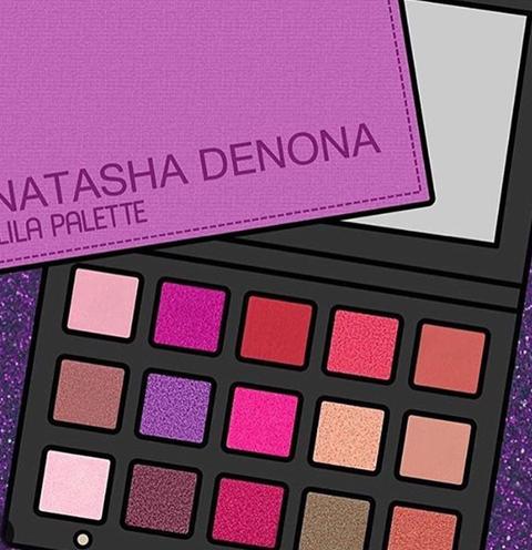 גילמור ביוטי - Natasha Denona LILA - פלטה 15 צלליות מקצועית