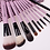 Gilmore Beauty - ZOREYA 10pcs Goat Hair High Quality Makeup Brush Sets