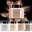 Gilmore Beauty - VERONNI Smooth Loose Oil Control Face Powder Makeup