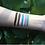 איליינר ג'ל עמיד מאוד ב 5 צבעים בגימור מאט  - Music Flower - גילמור ביוטי