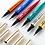 איליינר טוש עמיד מאוד ב  6 צבעים מטאליים  - TLM