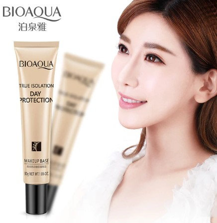 Gilmore Beauty - BIOAQUA Face Makeup Primer Base Liquid Foundation Moisturizing Oil-control Whitening Concealer Skin Care