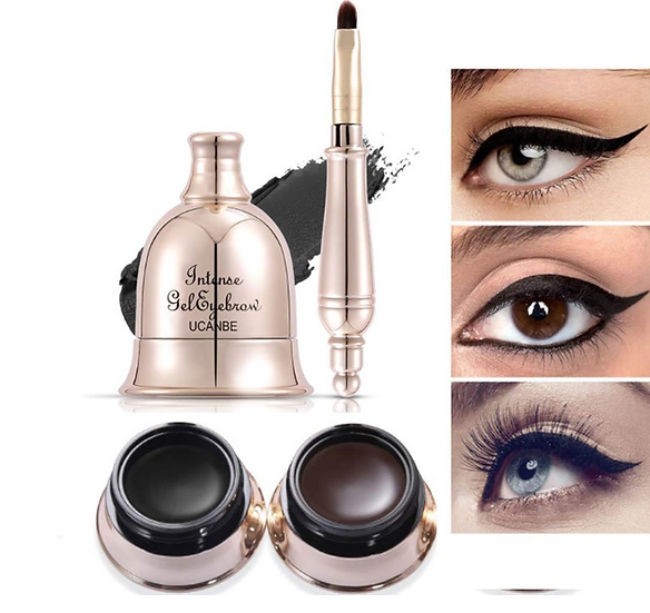 Gilmore Beauty - UCANBE  3D Bell Shaped Eyebrow Gel Makeup