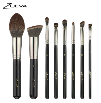 Gilmore Beauty - ZOEVA 8Pcs Synthetic Hair Makeup Brushes Set