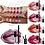 גילמור ביוטי - כל 5 האריזות השפתיים  מסידרת ליידי בוס של הודה ביוטי