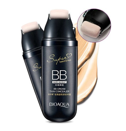 Gilmore Beauty - BIOAQUA Scrolling Liquid Cushion BB Cream Base Makeup Concealer Flawless