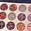 Thumbnail: פלטת 15 גליטרים  Violet Voss GLITTERS