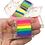 גילמור ביוטי - DiYeah Rainbow- פלטה של צבעי מים קשת איכותיים ומקצועיים 10 גרם