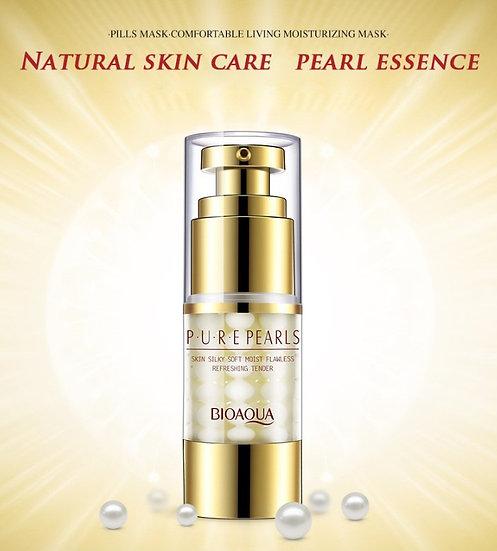 Gilmore Beauty - BIOAQUA Pearls Eye Cream Anti-Aging Anti Puffiness Eye Care Essence Cream
