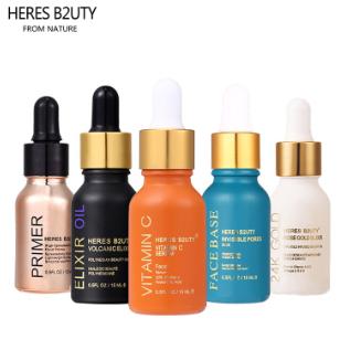 גילמור ביוטי - Heres B2uty - שמנים, פריימרים וויטמינים לעור הפנים