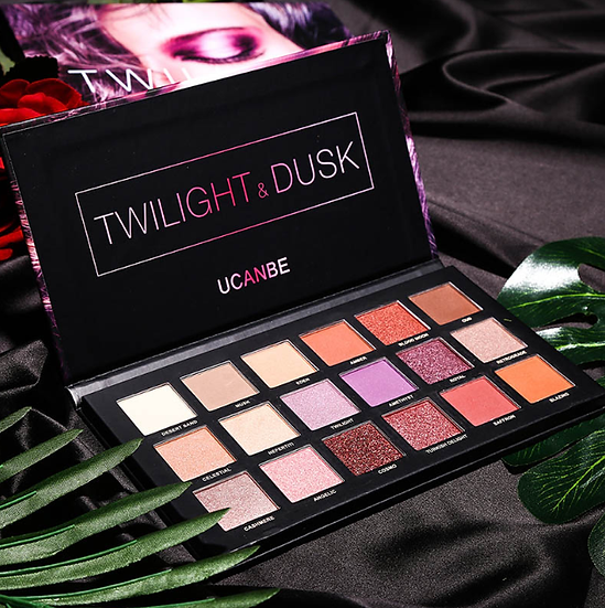 Gilmore Beauty - UCANBE Twilight & Dusk Eyeshadow
