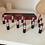 מבצע מטורף לראש השנה!!! קני אריזת 12 שפתונים קבלי 12עפרונות תיחום לעיניים ולשפתי - גילמור ביוטי