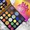 גילמור ביוטי - פלטת ארטיסט של מורפי 24 צלליות בצבעים ססגוניים