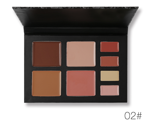 Gilmore Beauty - UCANBE Cream Concealer Makeup Palette