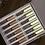 גילמור ביוטי - Stila סט 12 צלליות נוזליות מטליות של