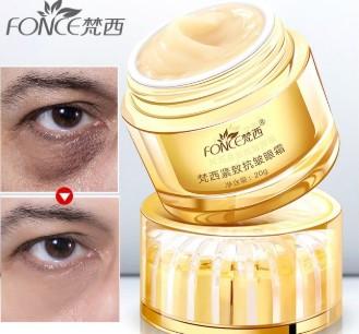 """המותג היוקרתי FONCE מביא לנו קרם עיניים וסרום טיפולי במוצר אחד, אנטי אייג'ינג ליום וללילה לטיפול בשכבות העמוקות ביותר של העור, להברהת עיגולים שחורים, מיצוק העור, הורדת נפיחויות והרגעת העור.  ב 187 ש""""ח ב-ל-ב-ד במקום 246 ש""""ח!!  FONCE קרם עיניים סרום טיפולי עשיר מאוד להורדת נפיחויות ועיגולים שחורים 246.00 ₪Regular Price187.00 ₪Sale Price Quantity 1 ADD TO CART  FONCE קרם עיניים סרום טיפולי עשיר מאוד  החזרת מוצרים  משלוחים"""