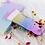 גילמור ביוטי - מברשת קונטור מקצועית שטוחה גדולה דגם פנטזיה –Docolor