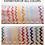גילמור ביוטי - HANDAIYAN סט 6 עפרונות ג'ל איכותיים לעיניים ולשפתיים