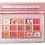 גילמור ביוטי - Mack Andy  פלטה דמויית תיק 15 צלליות