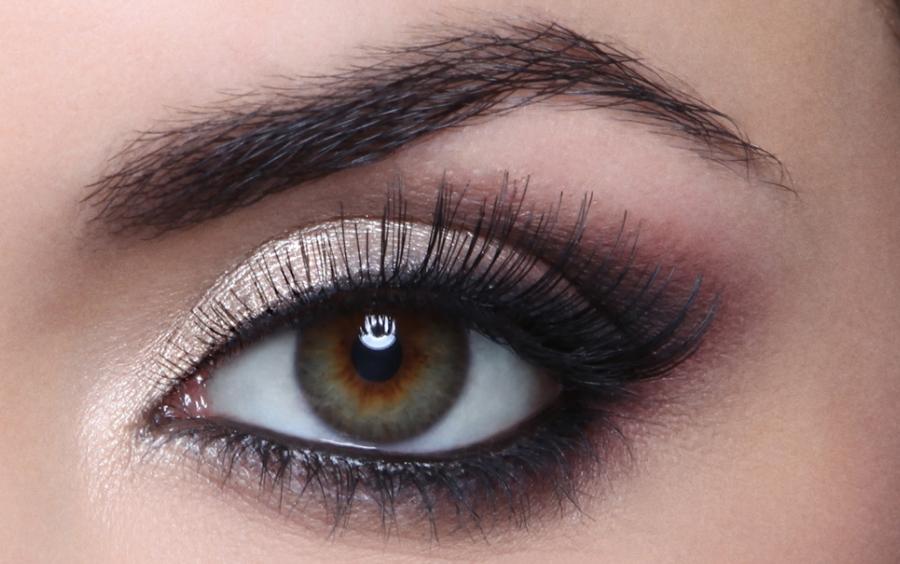 איך נדע שהעיניים שלנו קרובות?  כאשר המרחק בין שתי העיניים קטן מאורכה של עין אחת.