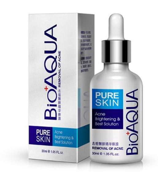 גילמור ביוטי - BIOAQUA סרום טיפולי לטיפול באקנה ובצלקות 