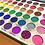 גילמור ביוטי - Naked 7 - פלטה ענקית 54 צלליות עם קשת צבעים מטורפת נייקד 7