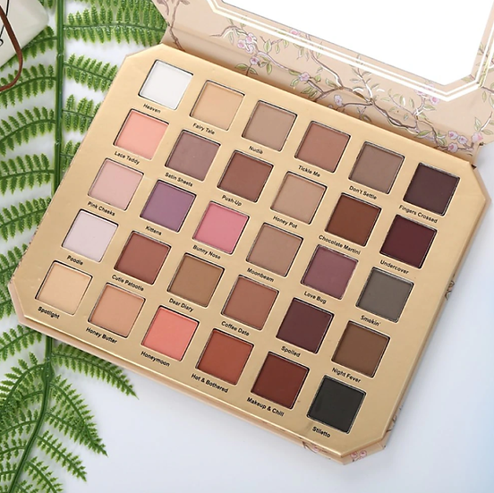 Gilmore Beauty - Miss Doozy twins palette 30 Colors Eye Shadow Palette Professional Makeup Cosmetic matte and shimer