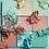 גילמור ביוטי - כל 3 הפלטות 9 צלליות פסטל של הודה ביוטי