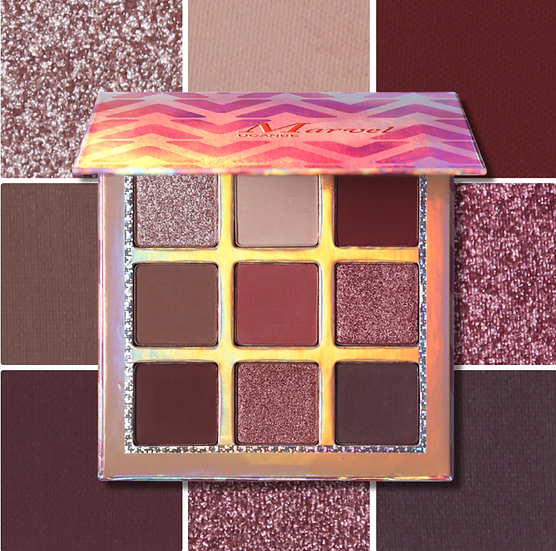 Gilmore Beauty - UCANBE Shimmer Matte Eyeshadow