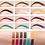 Thumbnail: ג'ל גבות צבעוני מעולה עמיד מאוד HANDAIYAN