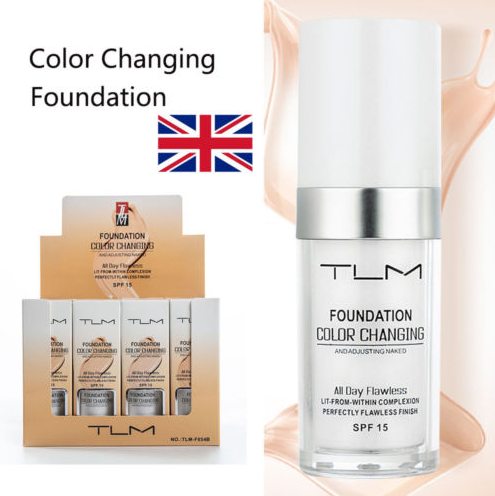 Gilmore Beauty - TLM Changing Foundation