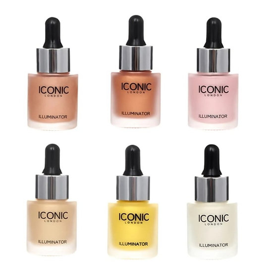 Gilmore Beauty - ICONIC Illuminator Liquid Highlighter Concealer