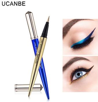 UCANBE Shimmer Flash Liquid Eyeliner Pencil !!! אייליינר שימר עמיד מעולה