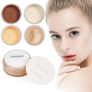 Gilmore Beauty - PHOERA Matte Oil Control Makeup Powder Facial Whitening Brighten Skin
