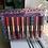 סט 8 שפתונים  גלוסים דו צצדיים עמידים באריזת מתנה של  טארט - גילמור ביוטי