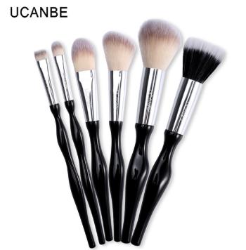Gilmore Beauty - UCANBE 6pcs Beginner Soft Makeup Brushes