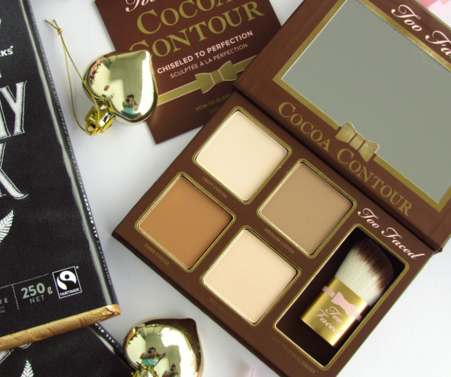 גילמור ביוטי - Too Faced Cocoa Contour פלטת קונטור
