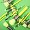 גילמור ביוטי - סט עשר מברשות משיער סינטטי איכותי –Docolor