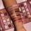 גילמור ביוטי - NAUGHTY פלטת ניוד החדשה 18  צלליות של הודה ביוטי