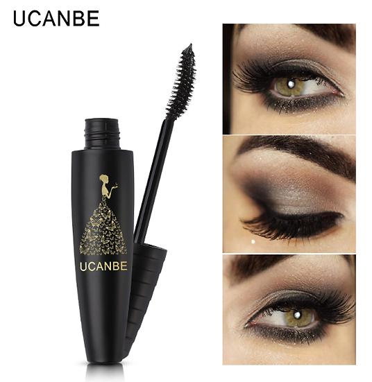 Gilmore Beauty - UCANBE 3D Black Curling Mascara Makeup Volume