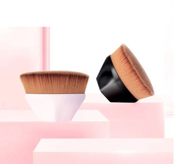 Gilmore Beauty - High-end Kabuki Foundation Brush Smooth Dense Full Coverage Flat Makeup