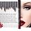 Gilmore beauty - PUDAIER 12pcs/Set Waterproof Fashion Long Lasting Matte Lipliner Pencil Lip Pen Set Gift