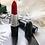 גילמור ביוטי - אריזת חג המולד  12 שפתונים בצבעים חמים עשירים בלחות של מק