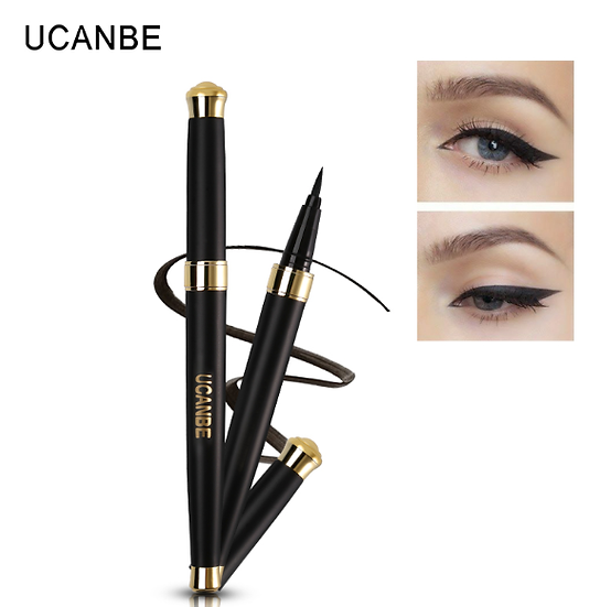 Gilmore Beauty - UCANBE  Natural Black Liquid Eyeliner Pen