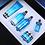 גילמור ביוטי- VENZEN -  סט 5 מוצרים חומצה היאלרונית וגליצרין